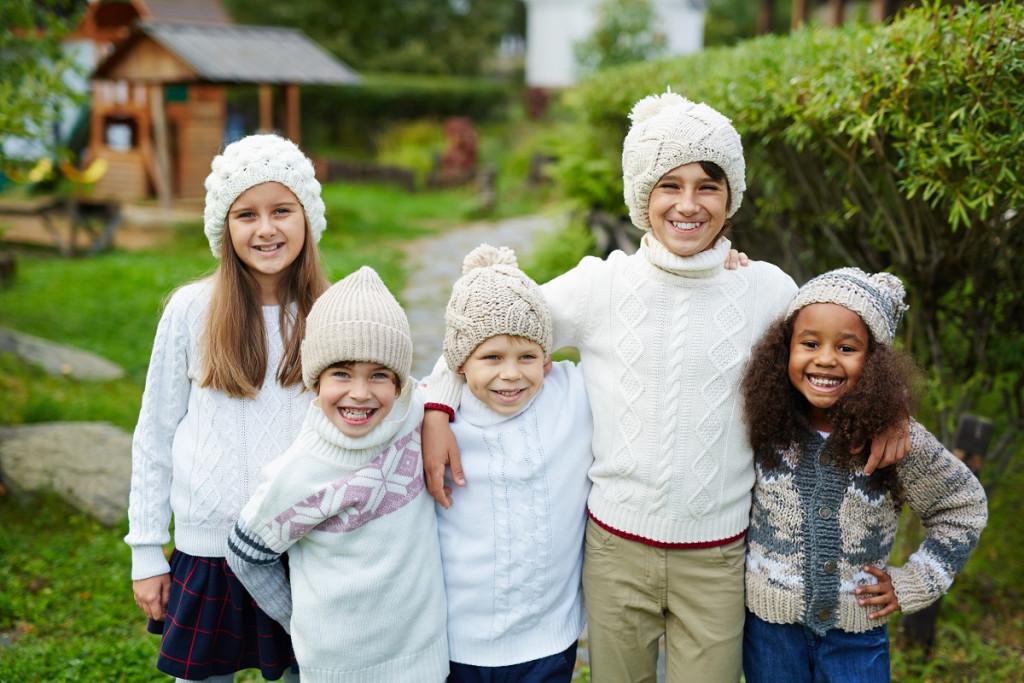 Bistvo družine je, ... ko si med sabo pomagamo in nam je mar drug za drugega. (Foto: Pexels)