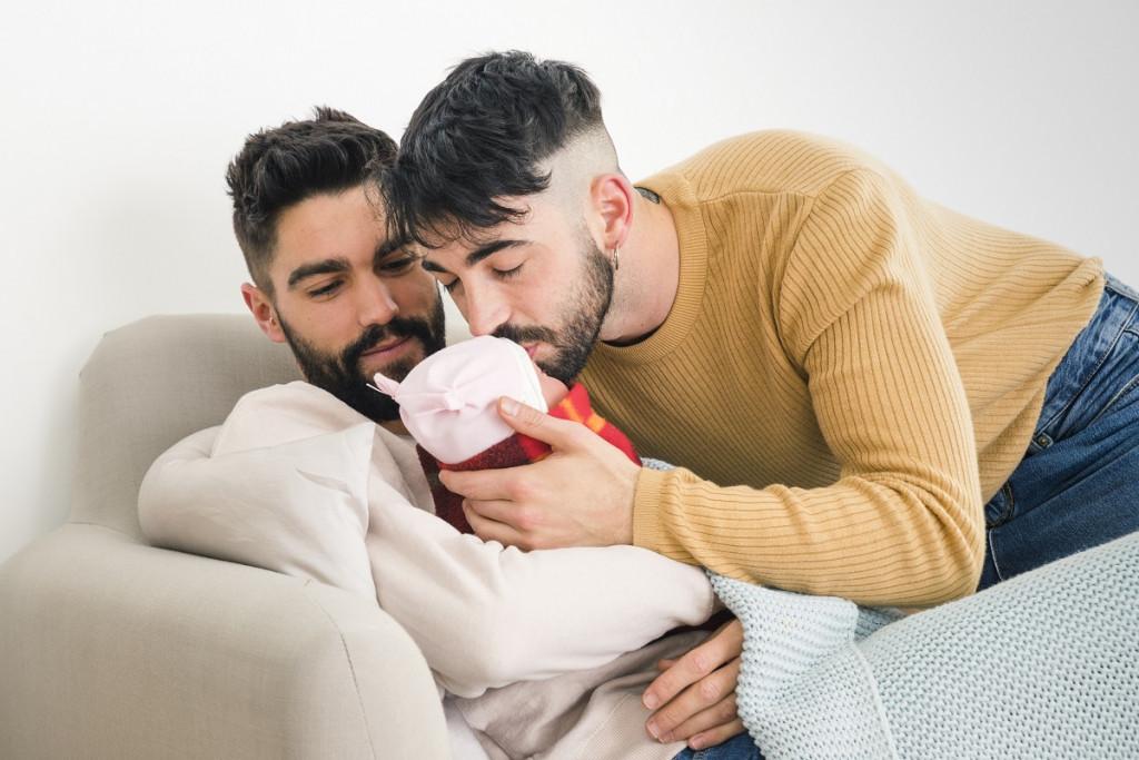 Bistvo družine je, ... da zmoremo ljubezen videti, podpirati in gojiti v vseh različnih oblikah družine. (Foto: Pexels)