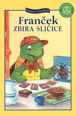 Knjiga Franček zbira sličice