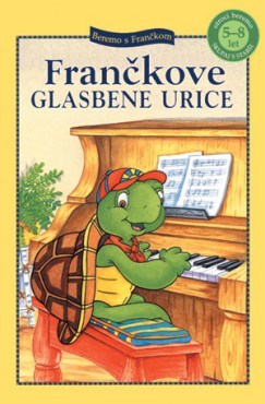Knjiga Frančkove glasbene urice
