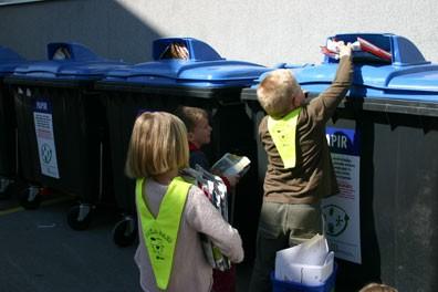 Ločevanje smeti