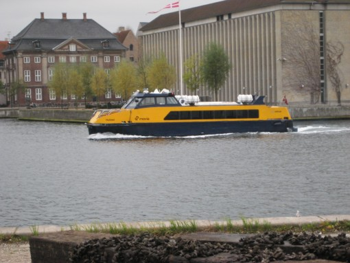 Vodni avtobus