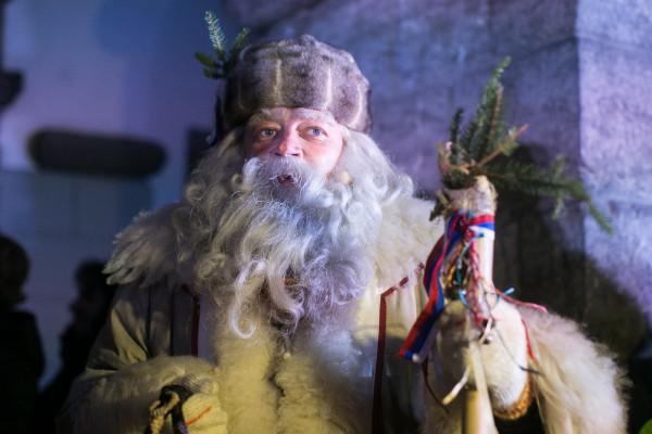 Dedek Mraz temelji na ruskih legendah.