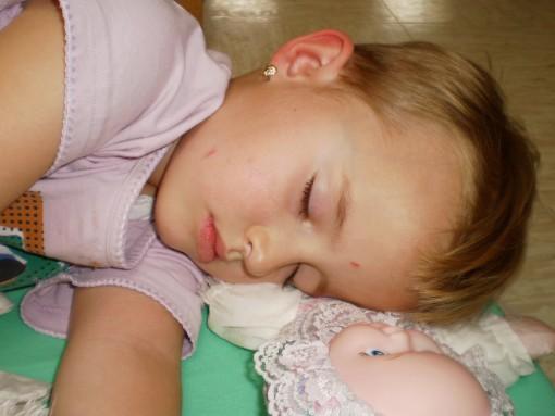 Sladko spanje