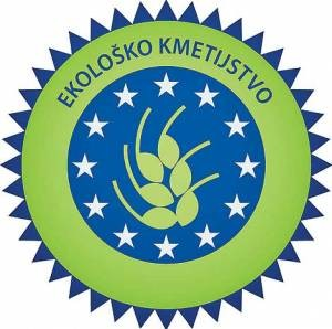 Znak EU za ekološko kmetijstvo