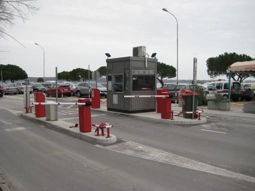 Parkirišče Fornače