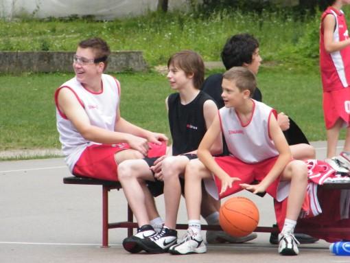 Jurij (z ž) s prijatelji na Slovanu