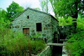 Obnovljeni Mazurinov mlin