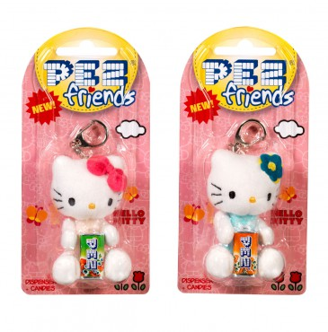 PEZ Hello Kitty obesek