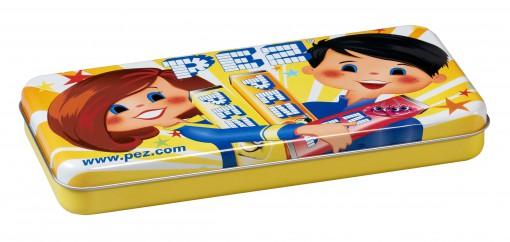 PEZ bonboni v škatli