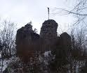 Razvaline starega gradu