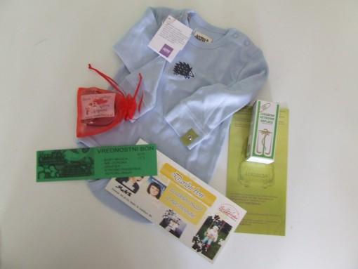 Julijski paket daril