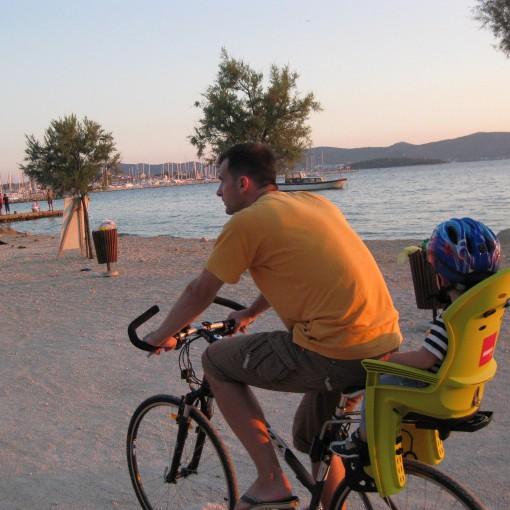 Večerno kolesarjenje