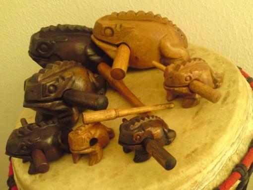 Žabe-Manduki