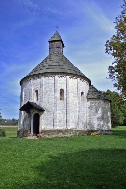 Romanska rotunda sv. Nikolaja