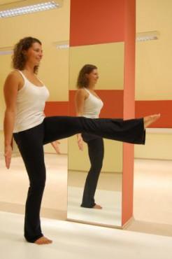 Izteg noge (Slika 2)