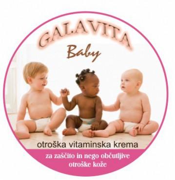 Krema Galavita Baby