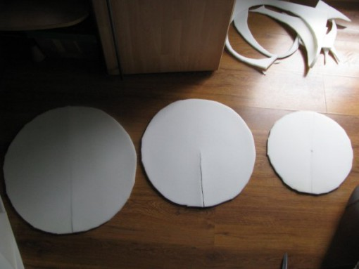 PIKAPOLONICA (izdelava kril 1)