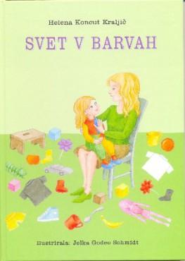 Knjigica Svet v barvah