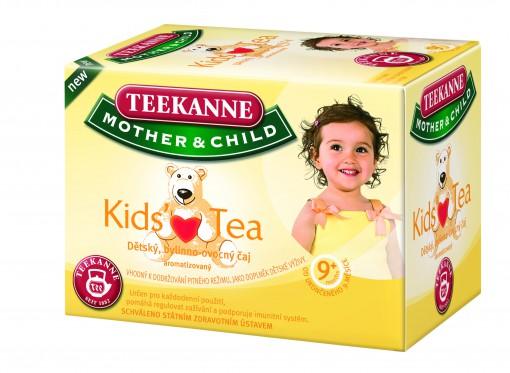 Otroški čaj, Kids Tee