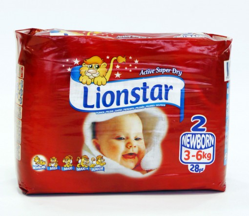 Plenice Lionstar Classic Newborn