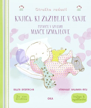 Knjiga, ki zaziblje v sanje