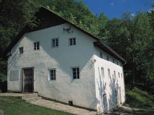 Rojstna hiša Franceta Bevka