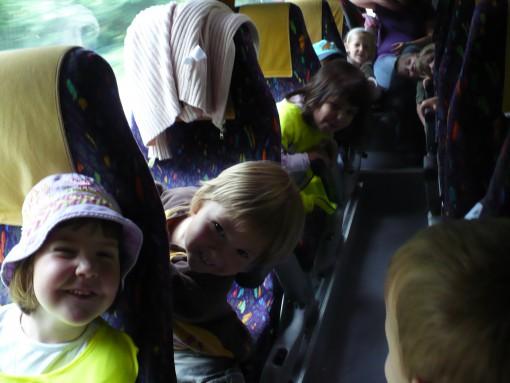 Na avtobusu