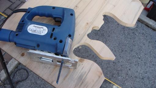Material in orodje