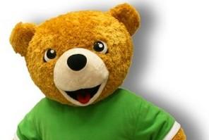 Sponzor medvedek Bimbi