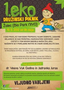 1. Eko piknik
