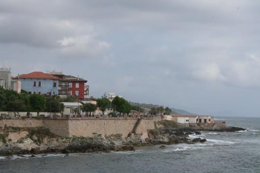 Aghero, slikovito mesto na severozahodni strani