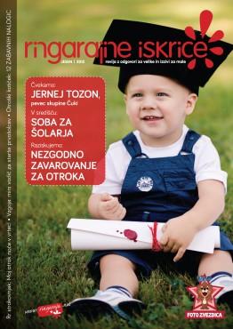 Liam na naslovnici revije