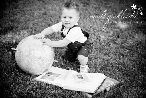 Mali učenjak Liam