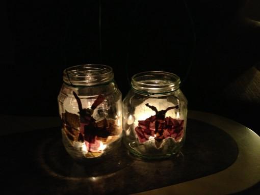 Lučke v temi