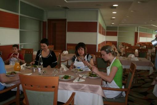 In vse smo tudi pojedli :)