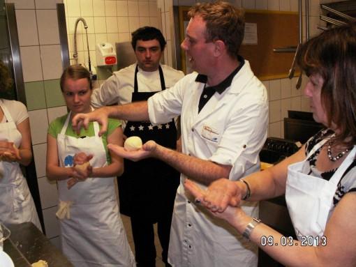 Temeljita razlaga kuharskih mojstrov