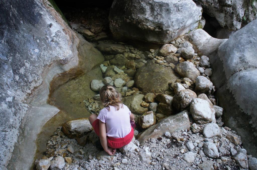 Voda je naše življenje! (Foto: arhiv Zeleni prstki)