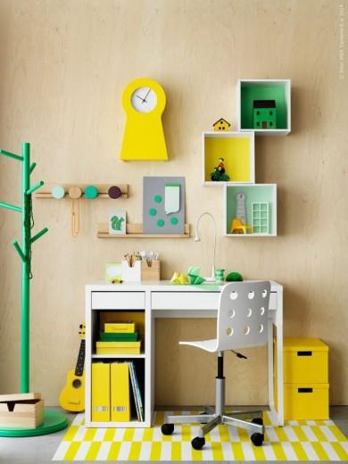 Veliko praktičnih idej najdete tudi v Ikei.