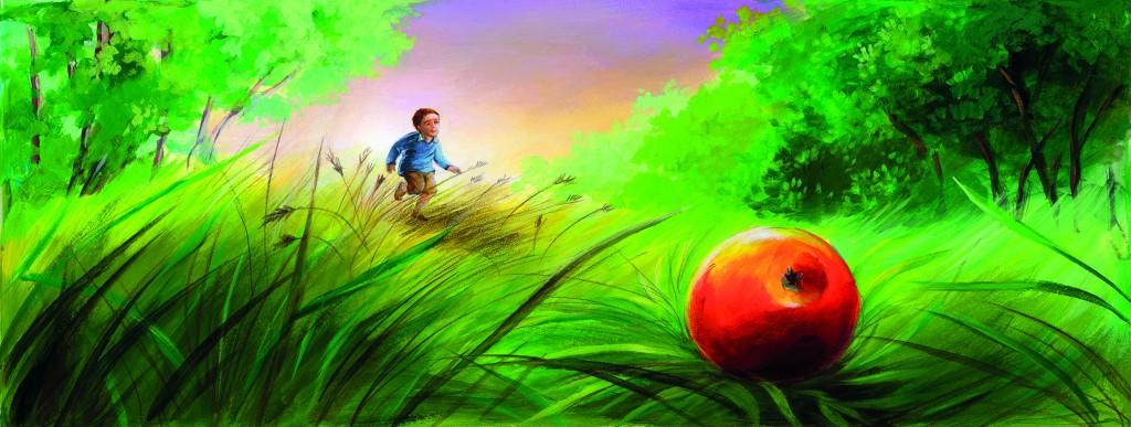 Ilustracija Polone Lovšin