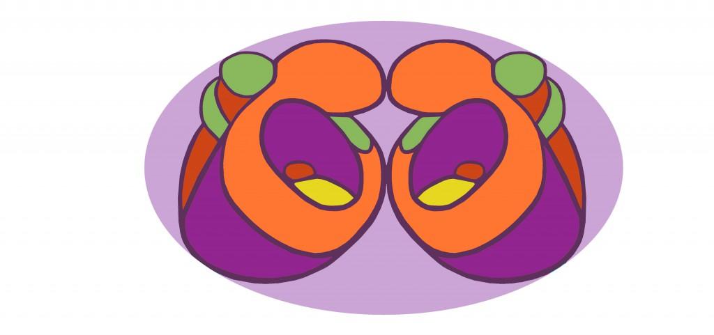 Logo: Združenje mam Mamice za mamice