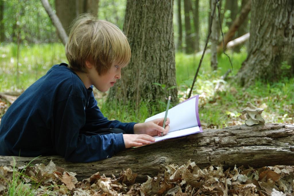 Odrasli pozabljamo, da se otroci radi učijo.