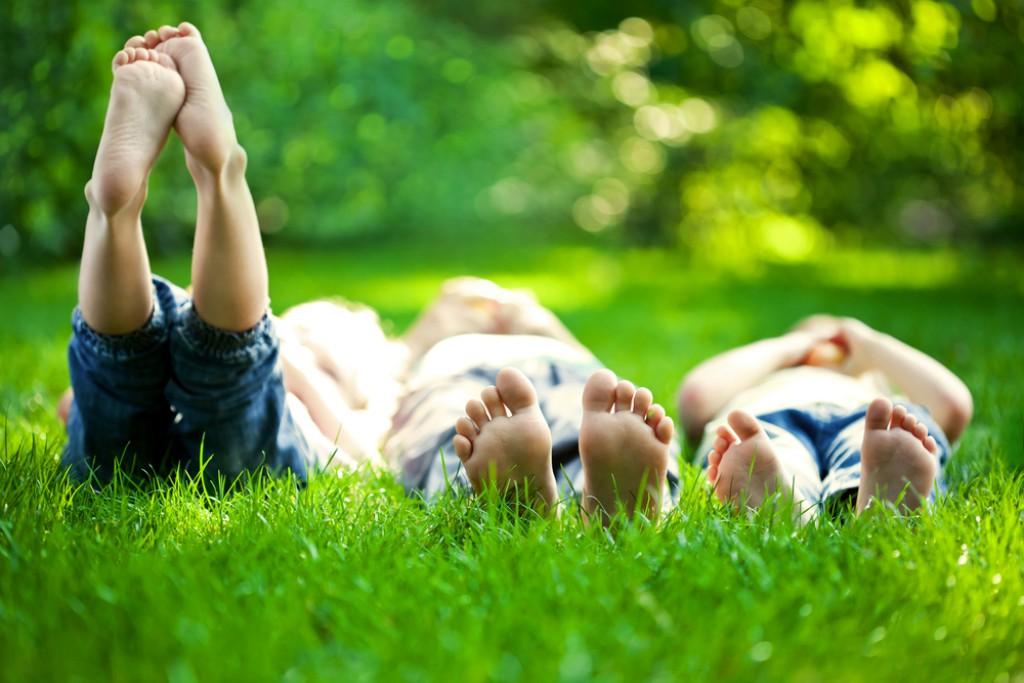 Narava omogoča tudi pravo dozo počitka.