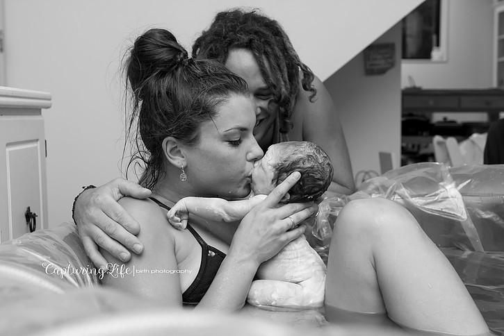 Mamin prvi poljub.