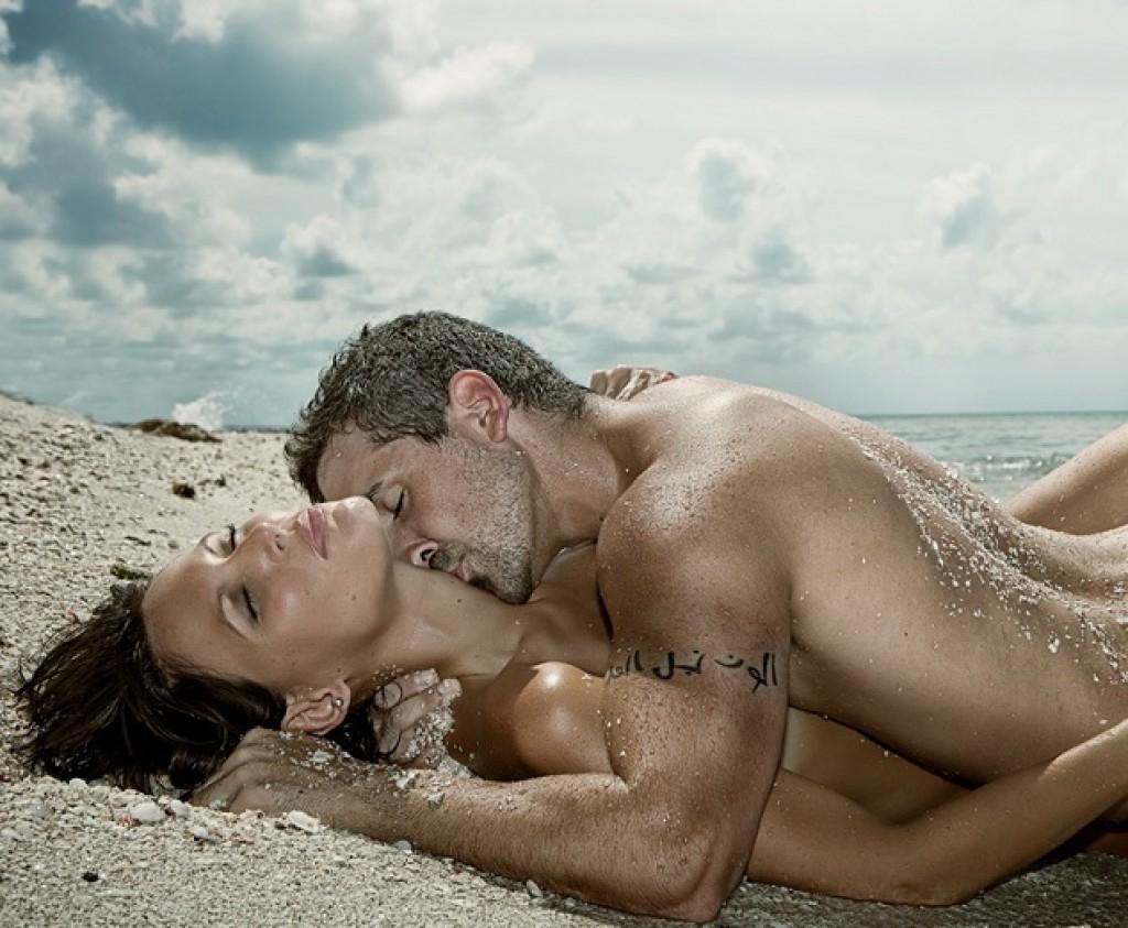 Za najbolj pogumne - seks na samotni plaži.