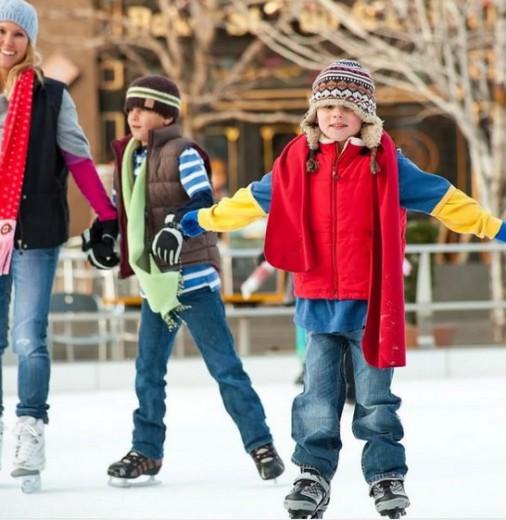 V parku Zvezda vstopite v svet Ledene fantazije!