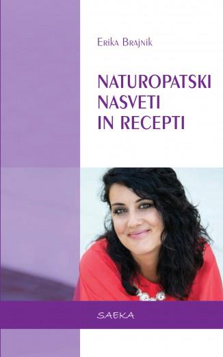 Več kot 350 strani naturopatskih nasvetov in receptov