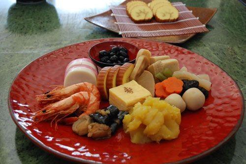 Japonska hrana...prvič