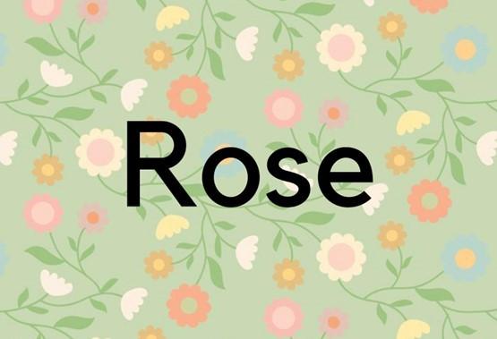 Tudi slovenski verziji Rožica in Rozalija sta čudoviti.