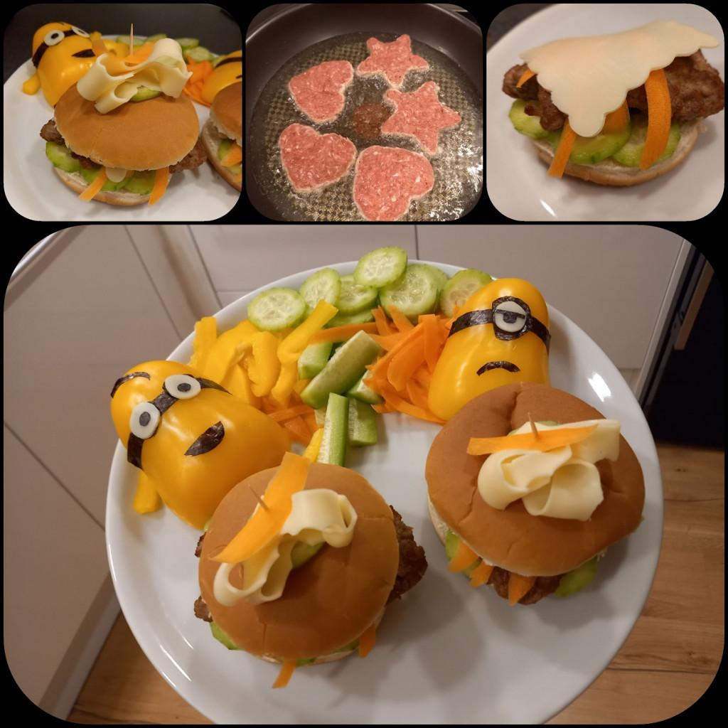 Prav posebni burgerji (FOTO: Barbara Šabeder Jančič)
